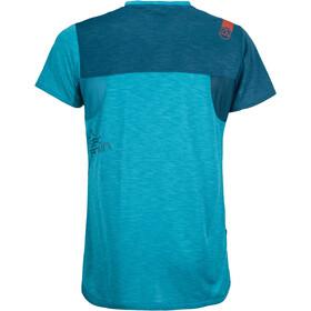 La Sportiva M's Workout T-Shirt Lake/Tropic Blue